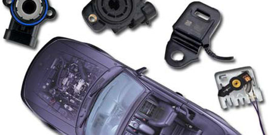 Guía de sensores y actuadores del automóvil