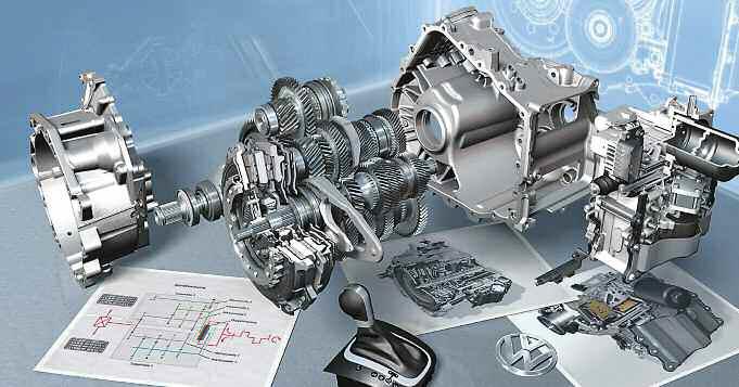 Transmisión Robotizada 0AM DSG